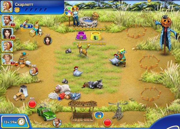 Скачать ігру весела ферма 3