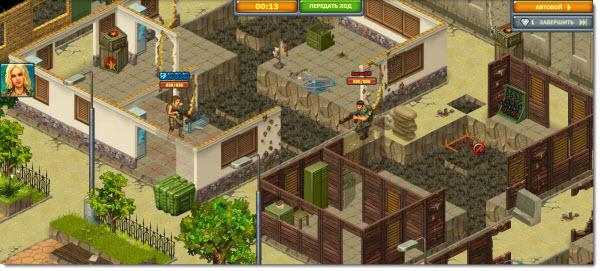 игра солдаты удачи в одноклассниках