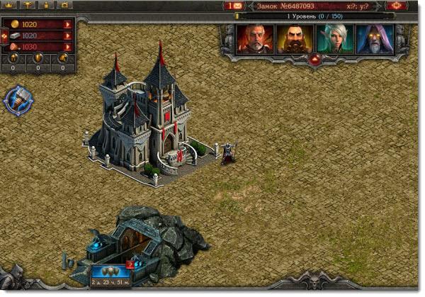 замок в игре войны престолов